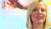 "Kim West ""The Sleep Lady"", author & creator of the Gentle Sleep method"
