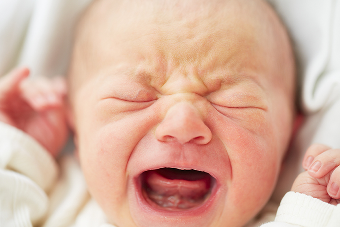Help! How do I get my newborn to SLEEP?