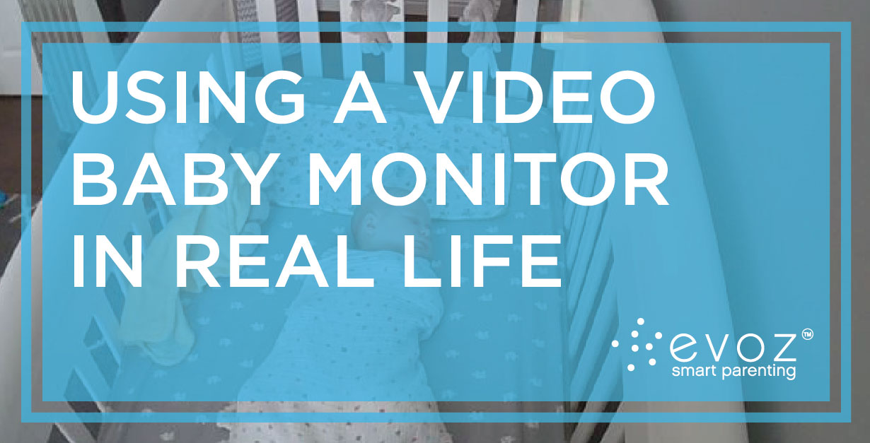 Using a video baby monitor in real life