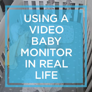 Using Evoz Baby Monitor in Real Life
