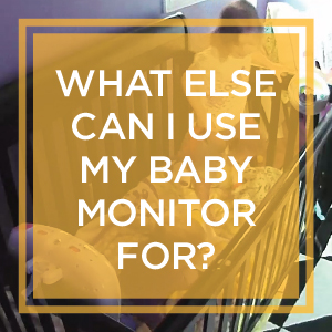 Alternative uses for the Evoz WiFi Baby Monitor: what we watch when we aren't watching babies