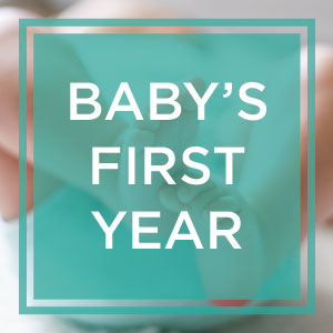 Celebrating Baby's First Year — Taking Video and Pictures with Evoz