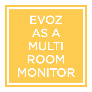 A Multi Room Baby Monitor for your iOS and Android Devices